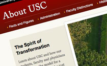 About USC